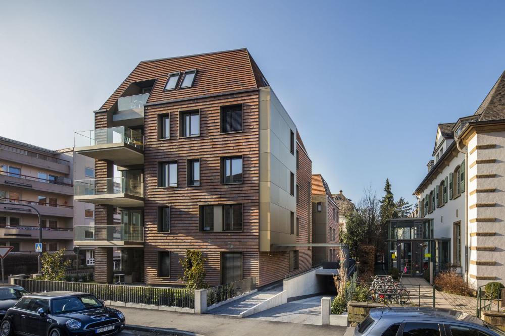Tegula Villen Heidelberg Neuenheim – Tegula Villen – Architekturobjekte