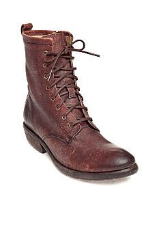 Frye Carson Lug Lace Boot