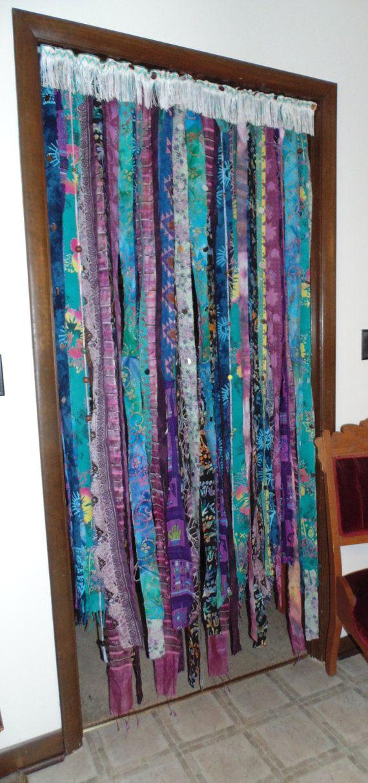 Hippie Beaded Door Curtains