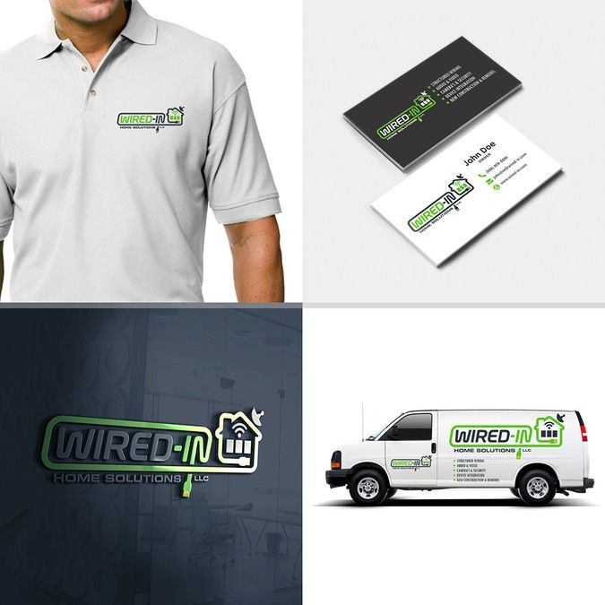 Need a kick A$$ Business Logo, for a low voltage smart home wiring ...