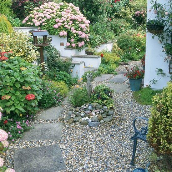 garden with these design ideas Front garden design ideas, gravel ...