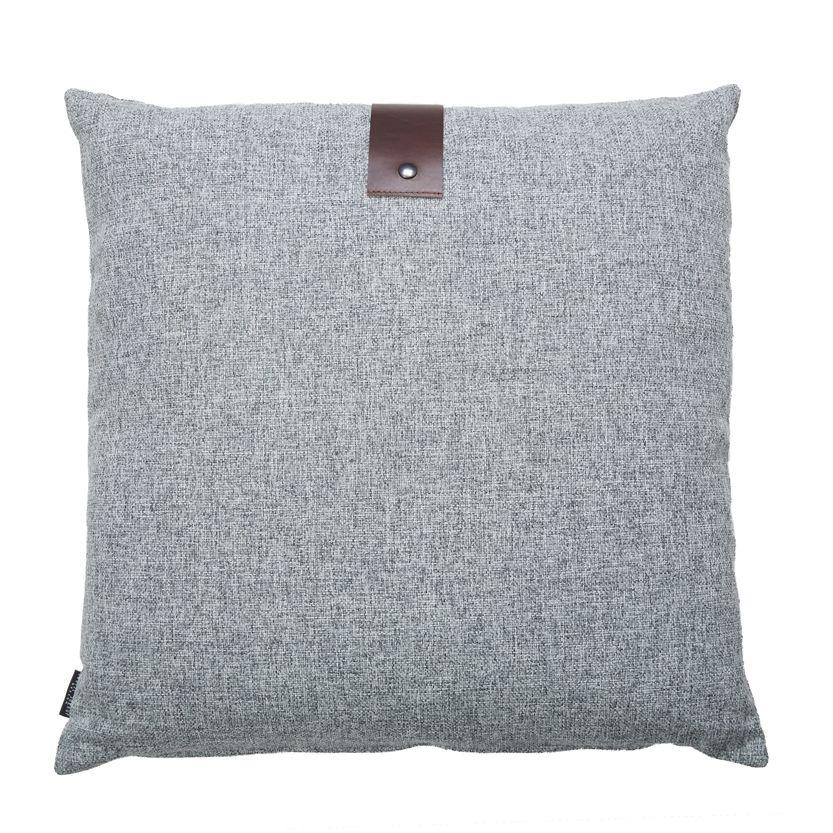pad gray, coarse woven