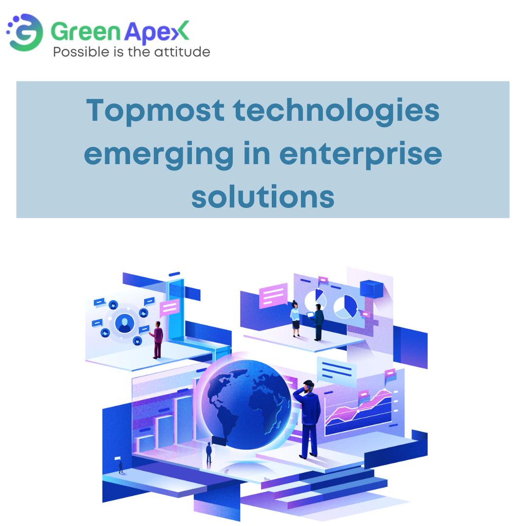 Emerging Technologies In Enterprise Solutions Digital Transformation Is The Key Emerging Technology Web Conferencing Digital Transformation