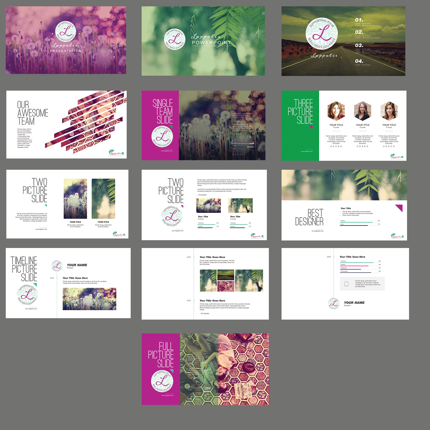 Powerpoint design by power design for wellness bold beautiful powerpoint design by power design for wellness bold beautiful powerpoint template design 10937558 toneelgroepblik Choice Image