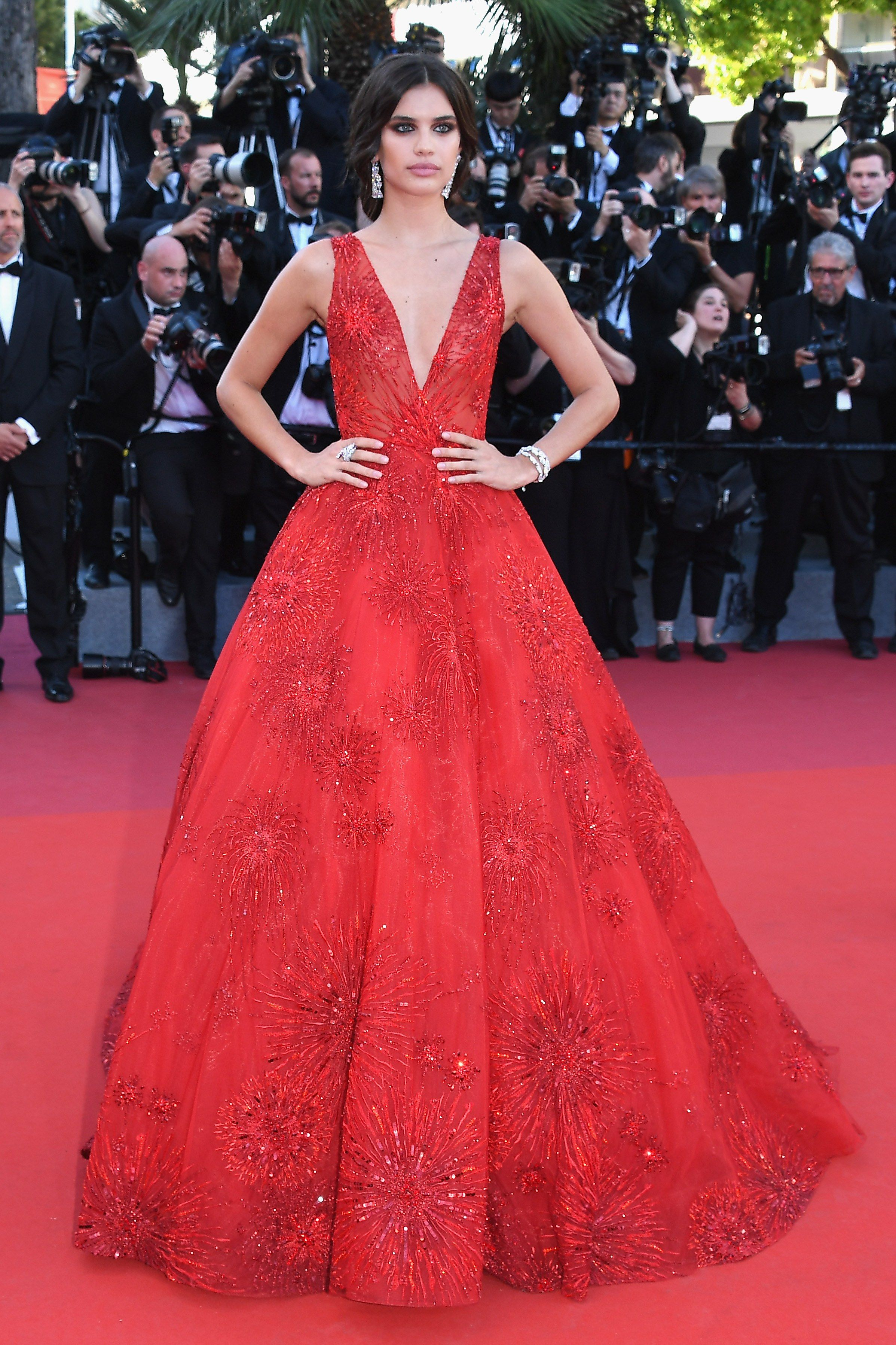 See Every Red Carpet Look From The 2017 Cannes Film