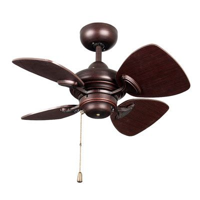 Kendal Lighting 24 Aires 4 Blade Ceiling Fan Reviews Wayfair Supply Bronze Ceiling Fan Ceiling Fan Ceiling Fan With Remote