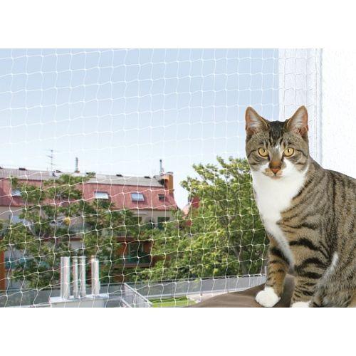 Filet De Securite Pour Balcon Transparent Trixie Animaux