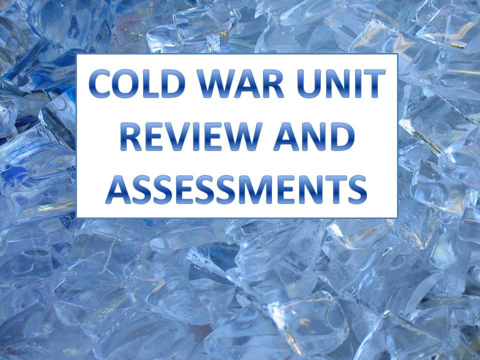 Cold war essay questions and answers