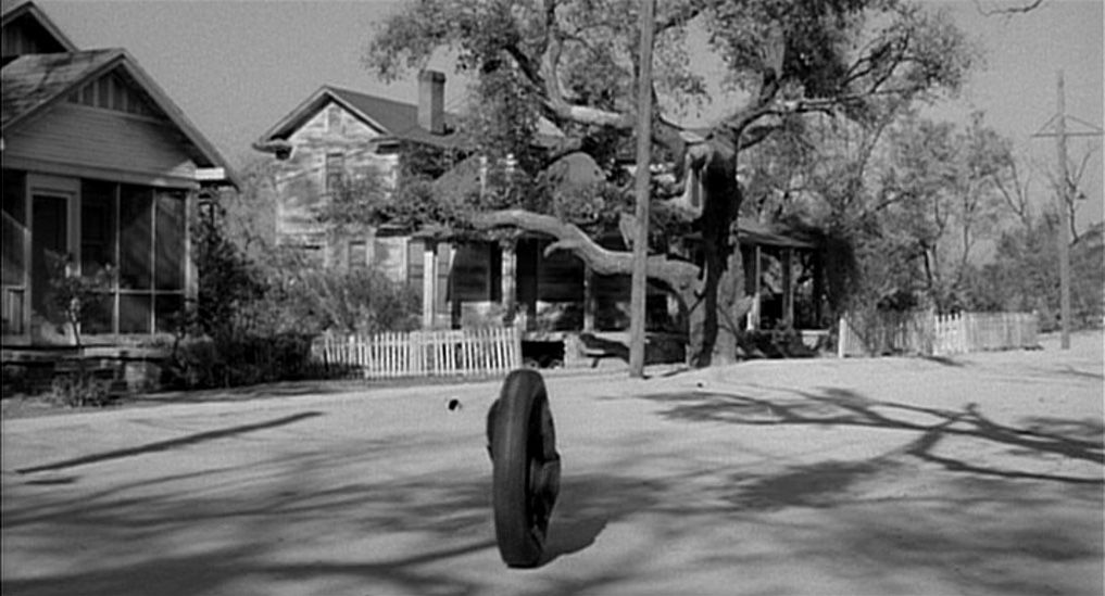 Boo Radley's House from what I believe is the movie