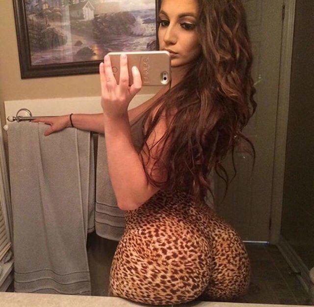 brunette Fine ass