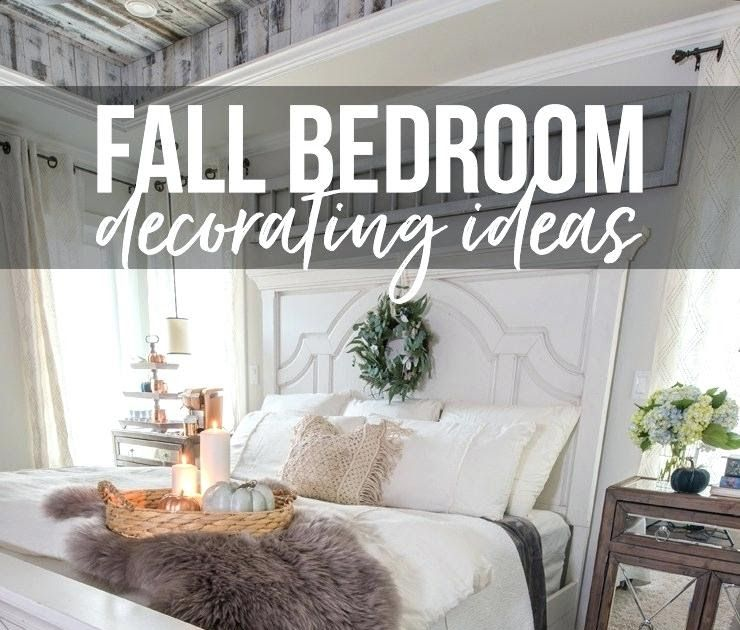 Easy Bedroom Decor Diy In 2020 Diy Bedroom Decor Fall Room