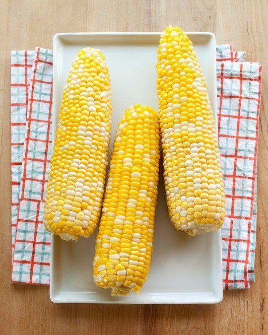 Time Saving Tip Microwave Your Corn On The Cob