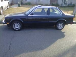 This 1985 325e Started My Love Affair With Bmws Bmw 325 Black Beauties Love Affair