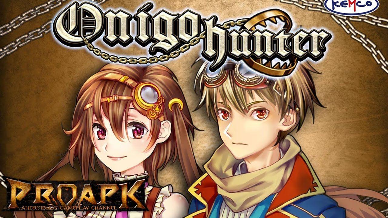 RPG Onigo Hunter v1.1.0g [MOD] Rpg