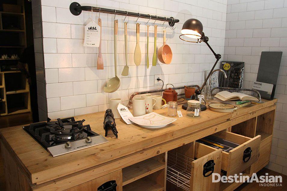 Tiny Kitchen Dendy Darman Arsitektur