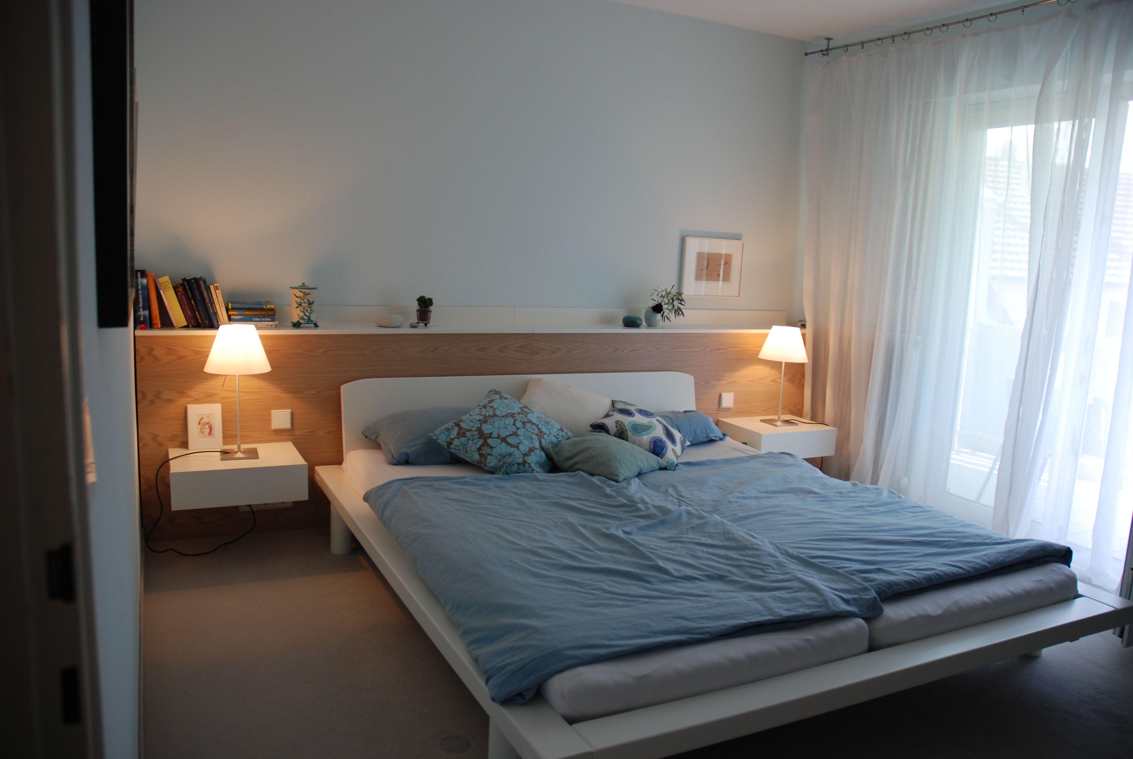 VorherNachher& das Schlafzimmer soll gestrichen werden