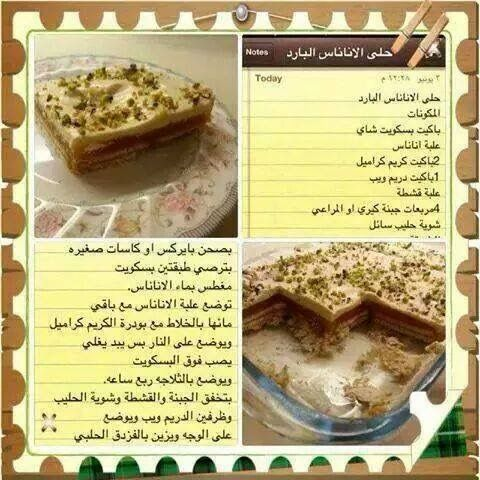 Pin By Om Hashem On My Fb Collection Food Receipes Arabic Food Food