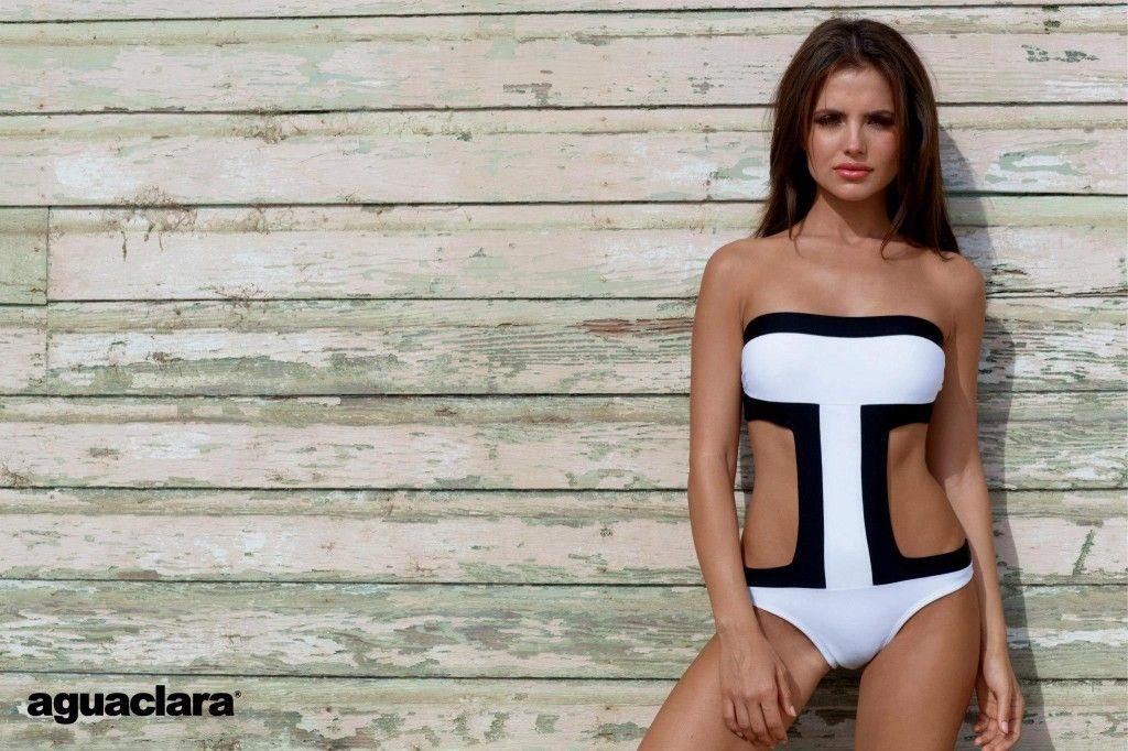 Горячая Диана Моралес в фотосессии для новых купальников Aguaclara