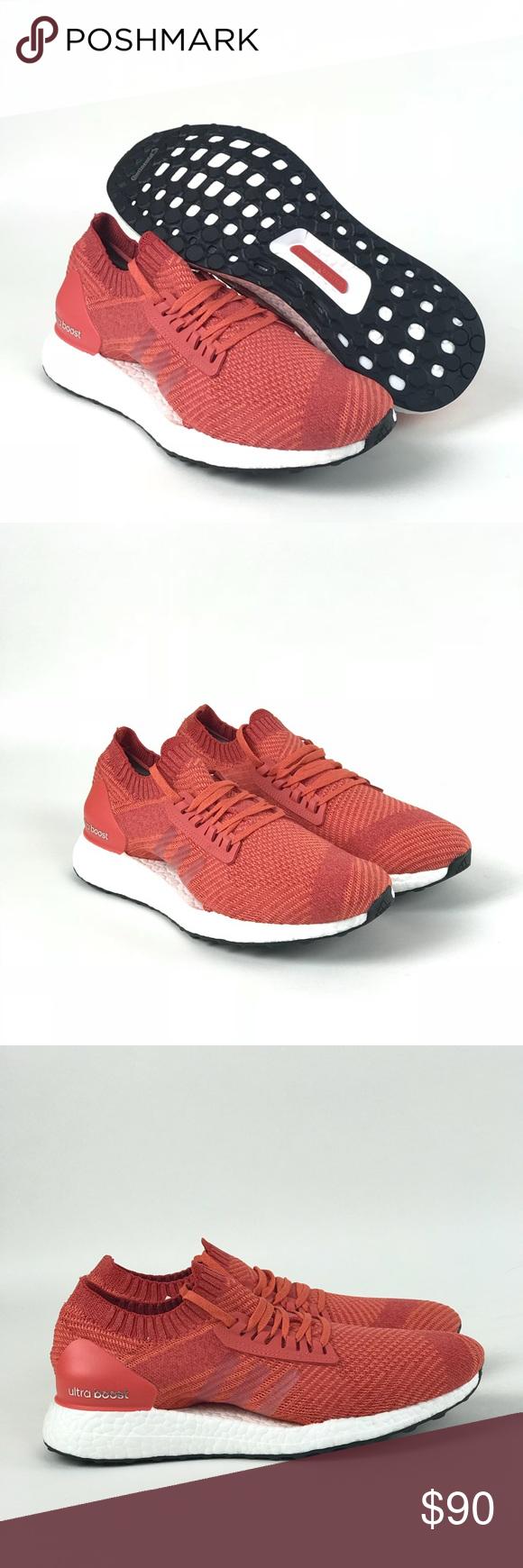 bdfa4bd628434 Adidas Womens Ultra Boost X Running Shoes Sz 10 Adidas Womens Ultra Boost X  Scarlet Red Crystal White Running Shoes BB6160 Sz 10 New without box. adidas  ...