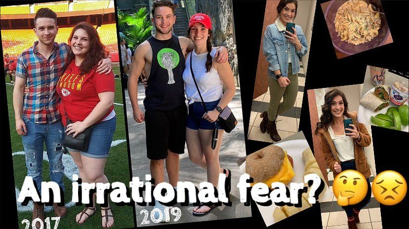 Part two of this weeks vlog was JUST posted! I talk a little about an irrational fear of mine. Do yo...