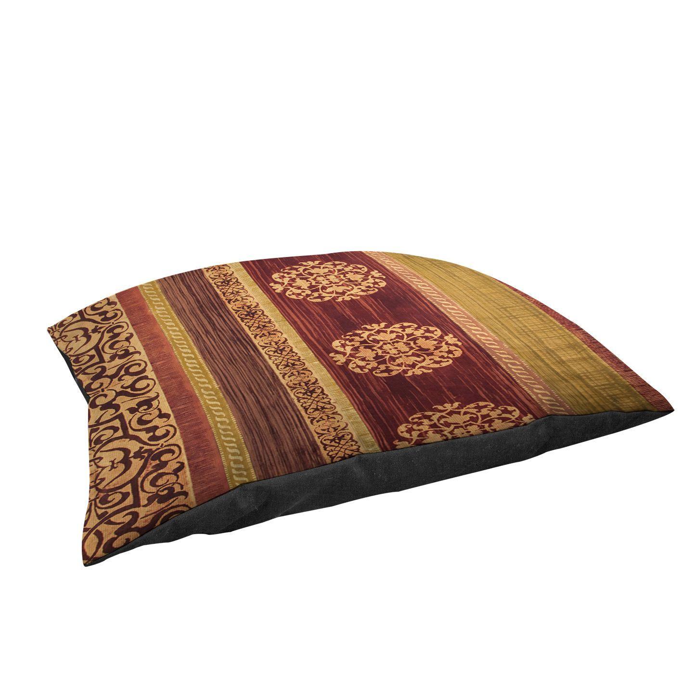 Thumbprintz Victorian II Rectangle Pet Bed