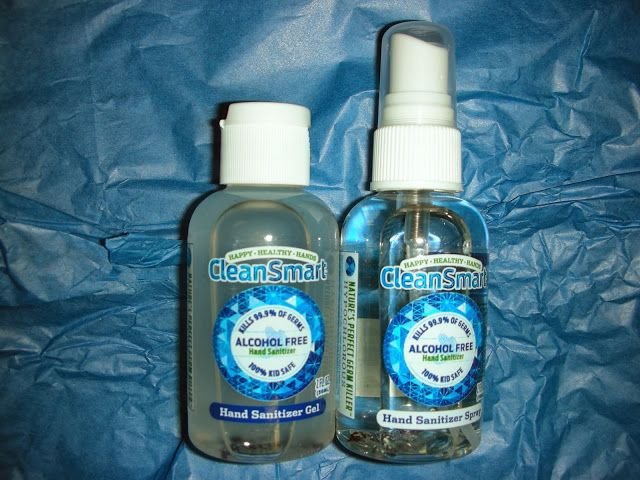 Clean Smart Giveaway Win 2 Bottles Of Clean Smart Hand Sanitizer