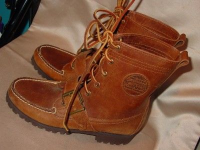 Vintage Classic The End Ralph Lauren Polo Boots With Images