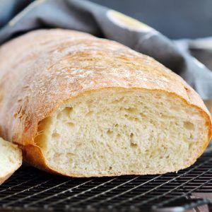 Rustic Italian Bread Recipe Rustic Italian Bread Italian Bread Bread