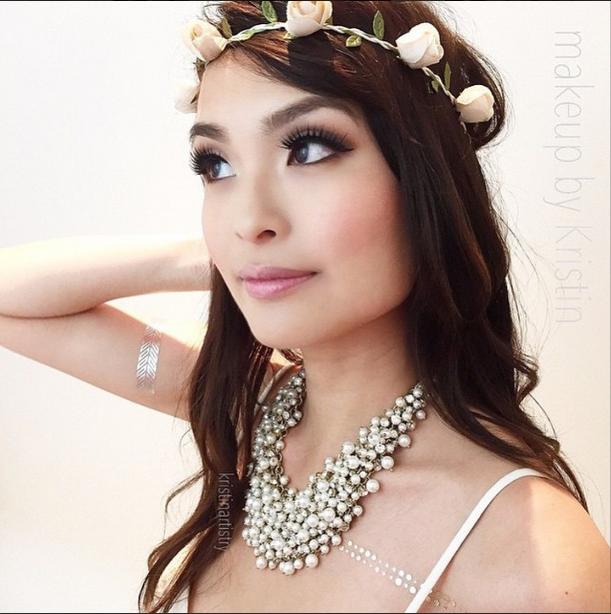 Spring Makeup Makeup by kristinartistry Model