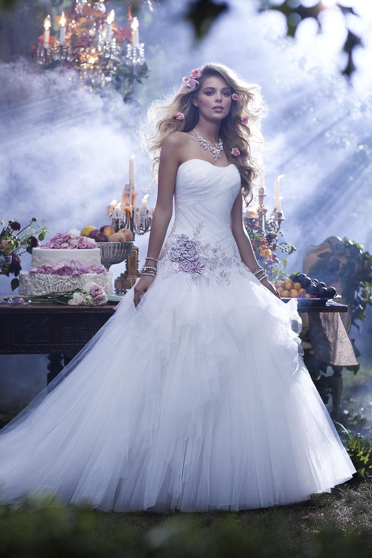 Sleeping Beauty Fairy Tale Wedding Dress Disney Princess Wedding Dresses Sleeping Beauty Wedding [ 1500 x 1000 Pixel ]