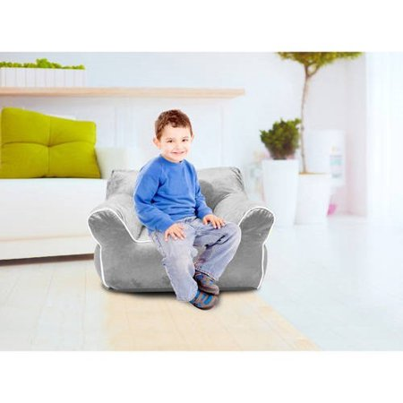 Bean Bag Chair With Piping