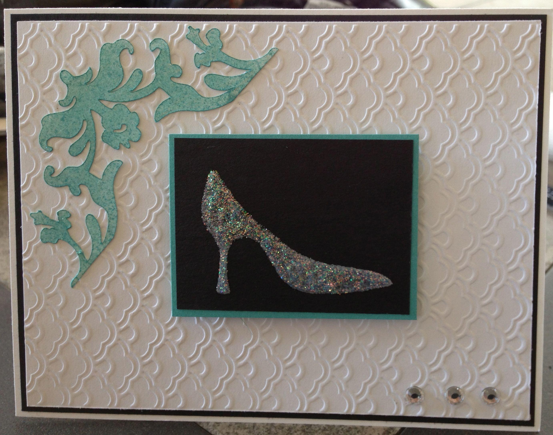 glamour card - Scrapbook.com