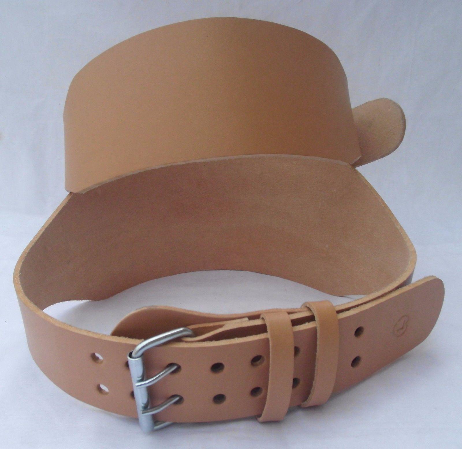 e691dafbb5 Belts 36155  Basic Leather Weightlifting Belt - Powerlifting Belt ...