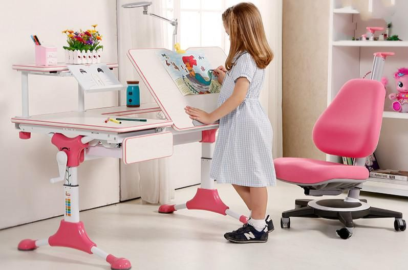 Liftable Kids Learing Desk Sudents Learning Desk Or Table