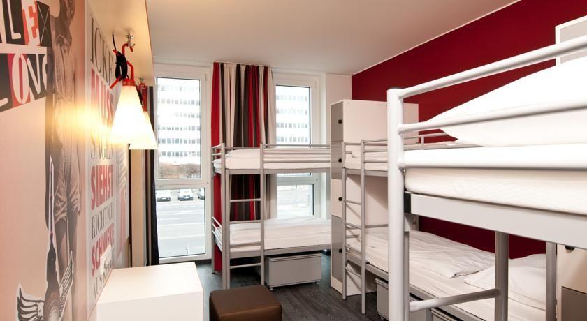 Booking.com: ONE80° Hostels Berlin - Berlín, Alemania