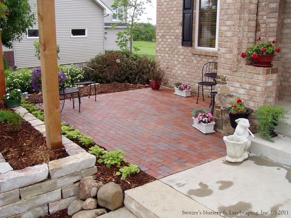 no porch no problem create the porch feeling - Front Yard Patio Ideas