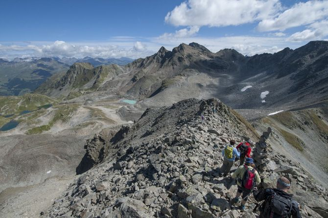 Wanderrouten Der Schweizerische Nationalpark Im Engadin