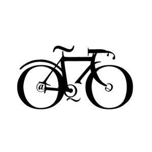 type-bike tattoo