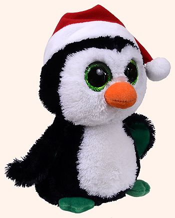 43dcb4866d9 Igloo (medium) - penguin - Ty Beanie Boo