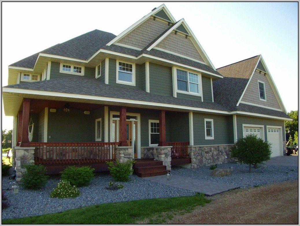 Painting The Exterior Of Your Home before after exterior painting photo Exterior Paint Colors You Want A Fresh New Look For Exterior Of Your Home Get Inspired For Your Next Exterior Painting Project With Our Color Gallery
