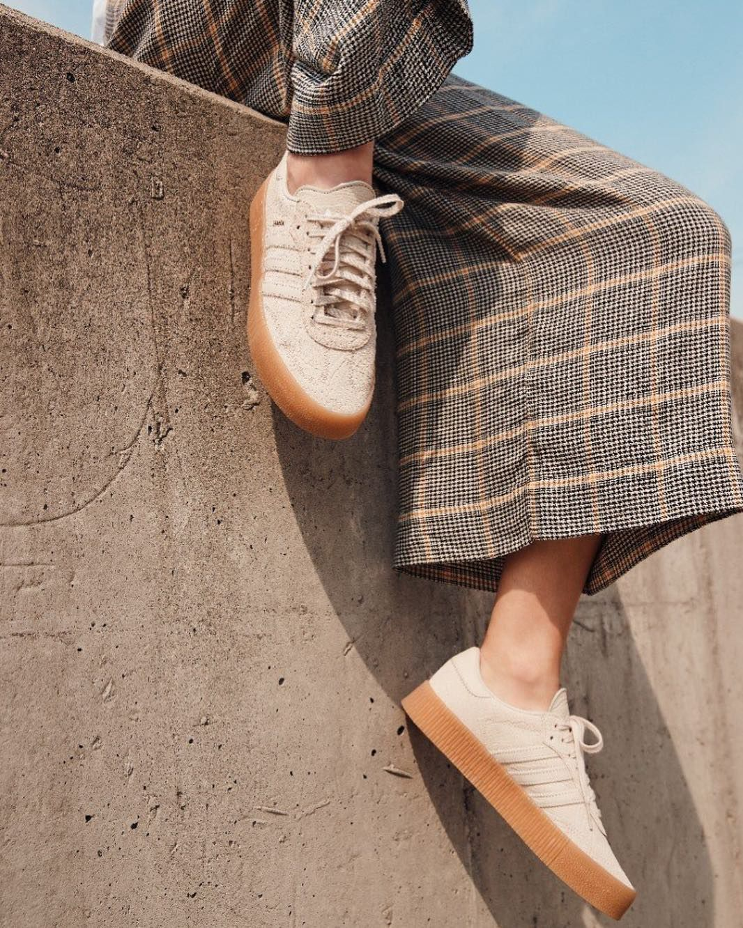 7b5ec38158829 Step into new fall styles from adidas Originals.  ootd