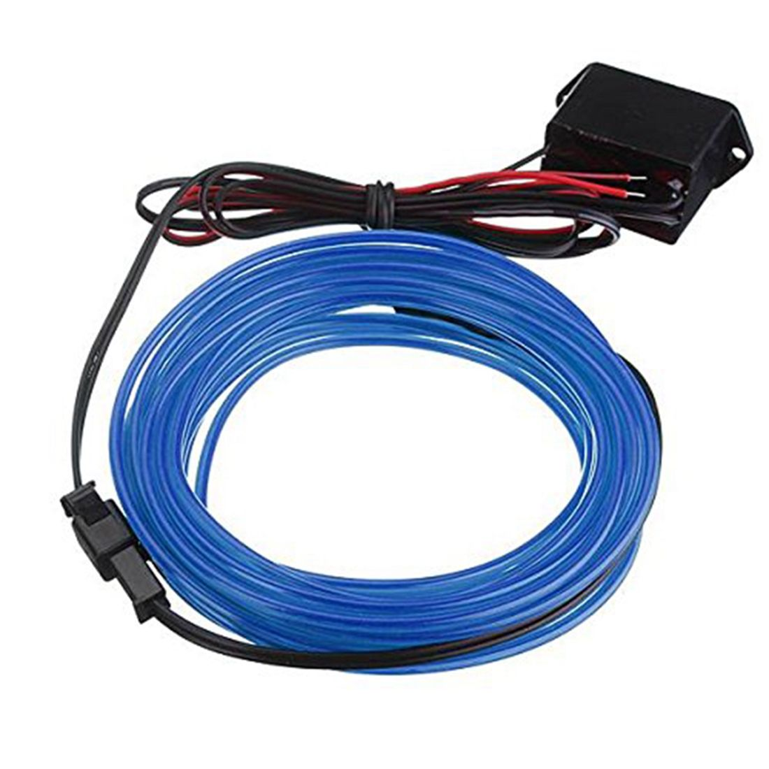 JFBL 5M EL Cable DC 12V Flexible Neon Lights for Christmas Parties ...