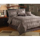 Central Park Ellison Gray California King 7-Piece Comforter Set (Kitchen)  #MileyCyrus #MrsLRCooper