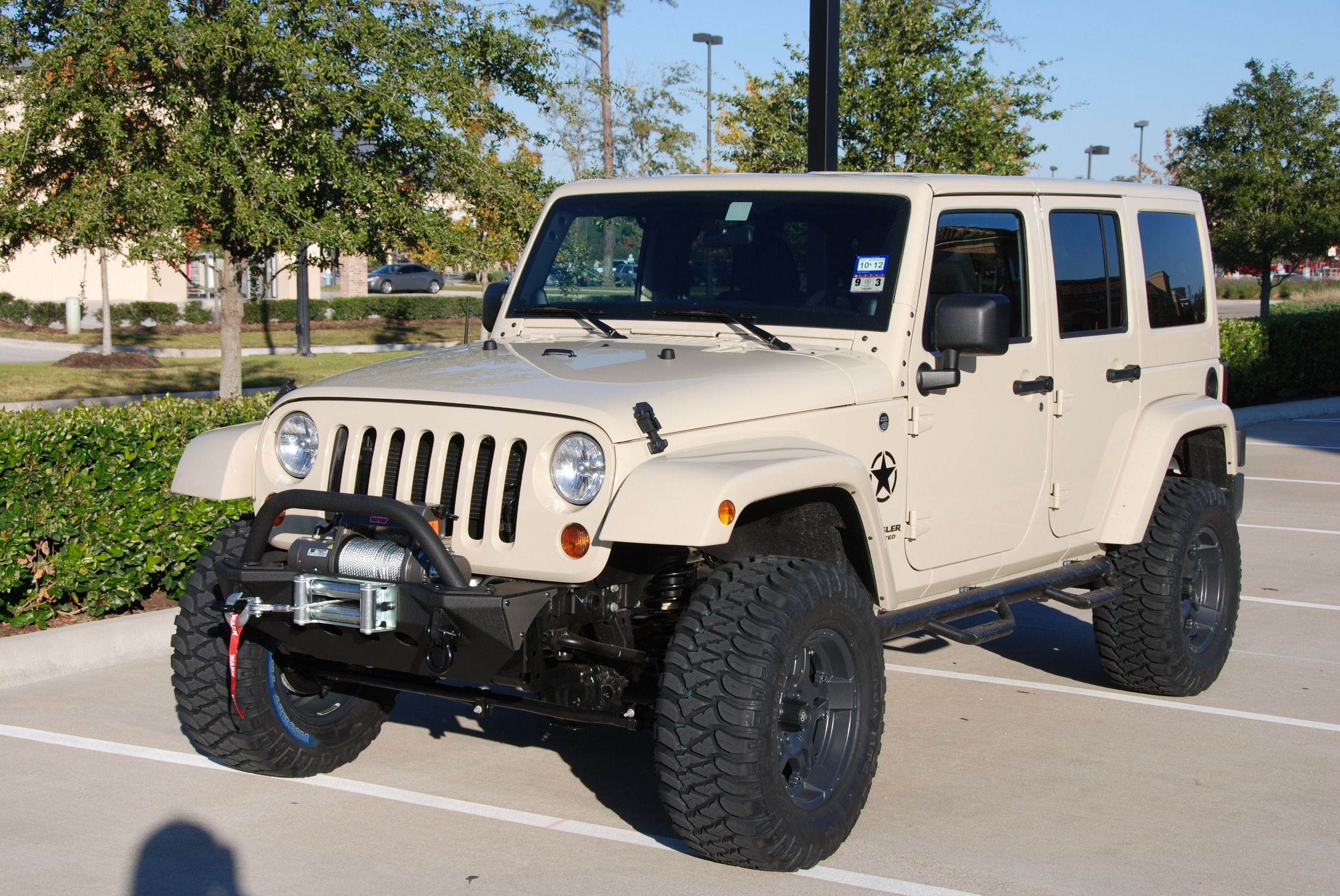 mojave sand | jeep wrangler unlimited project | pinterest | jeeps