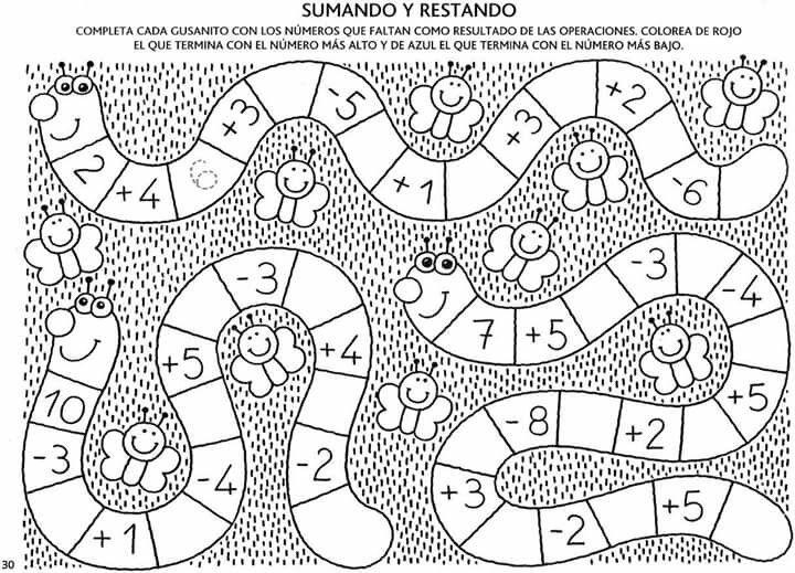 Pin di sebi trovato su math second grade - Numero di fogli di lavoro per bambini ...