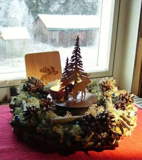 Eco Friendly Christmas Decor Recycled Crafts And Edible Decorations Easy Holiday Decorations