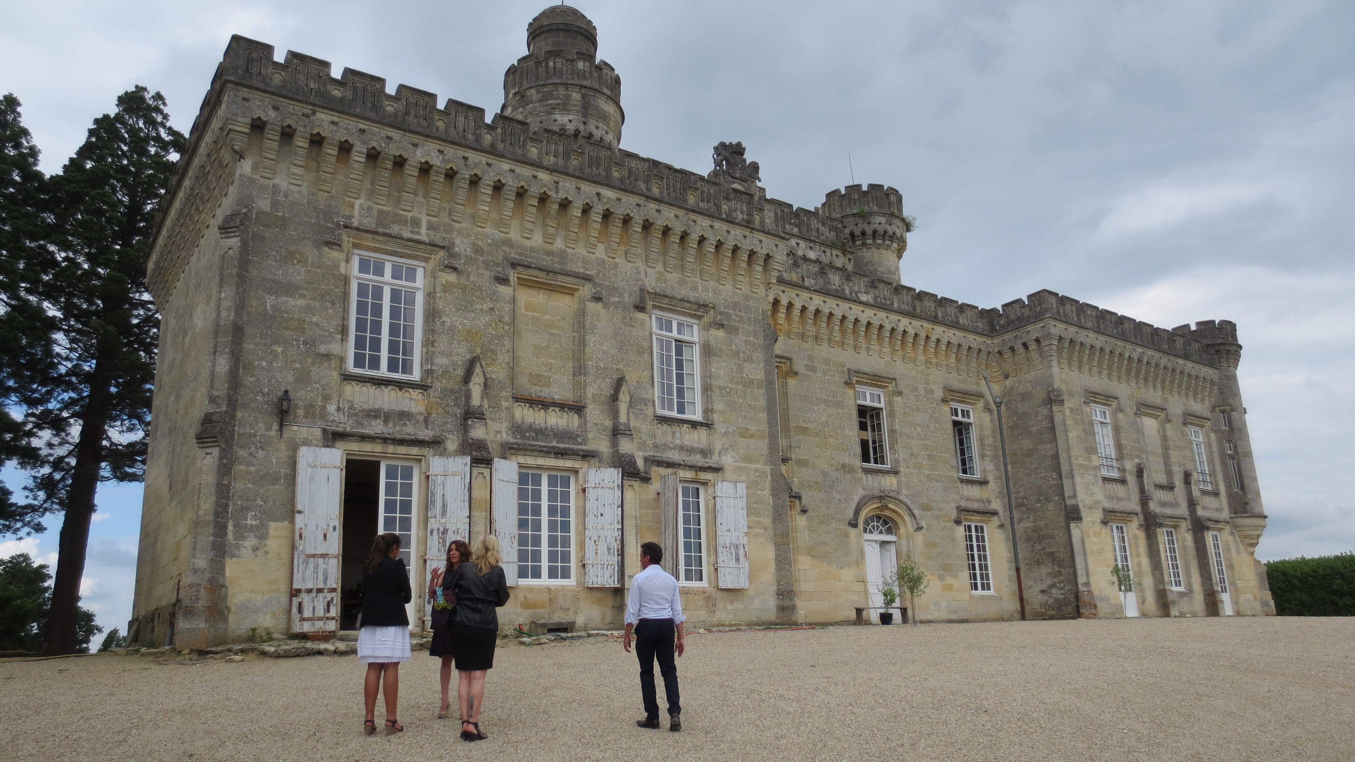 Château de Camersac