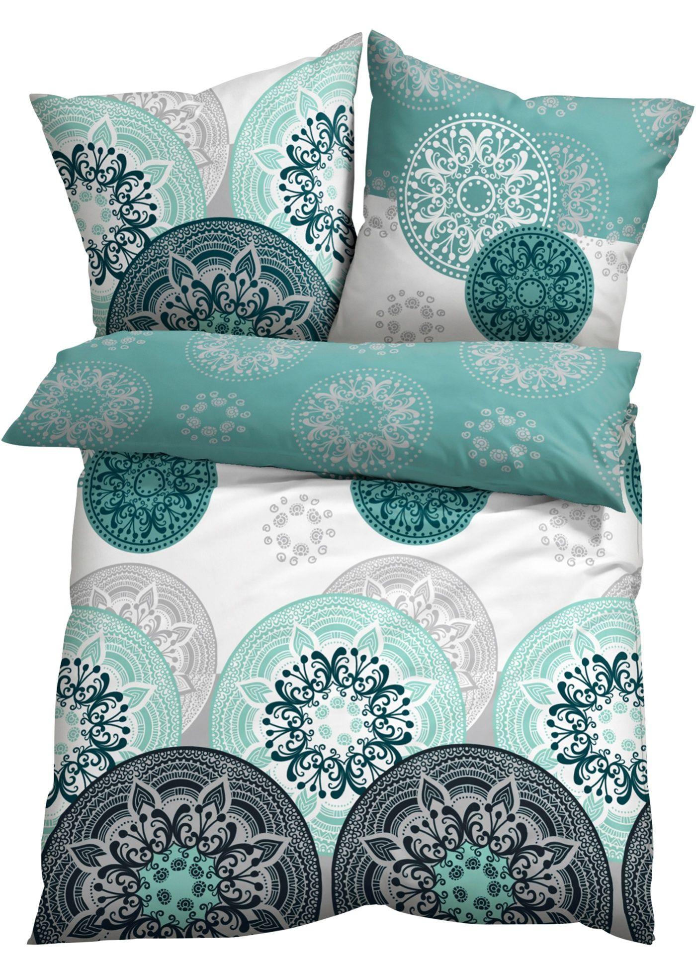 Bettwasche Mit Ornamenten Biber Bettwasche Modern Schone