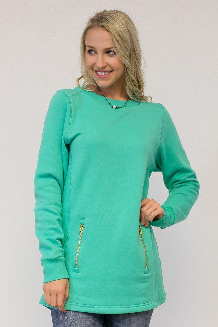Monogrammed North Hampton Sweatshirt
