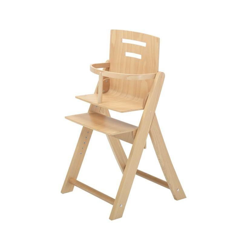Tribeca - zugleich Hochstuhl, Stuhl, Stubenbett und Spielzeugbox